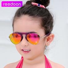 2016 New Fashion Children Sunglasses Boys Girls Kids Baby Child Sun Glasses Goggles UV400 mirror glasses Wholesale Price 1005