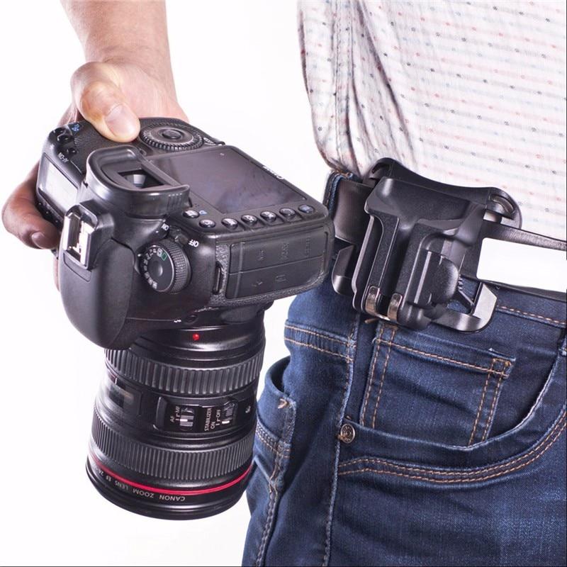 Держатель-кобура для Sony Canon Nikon DSLR