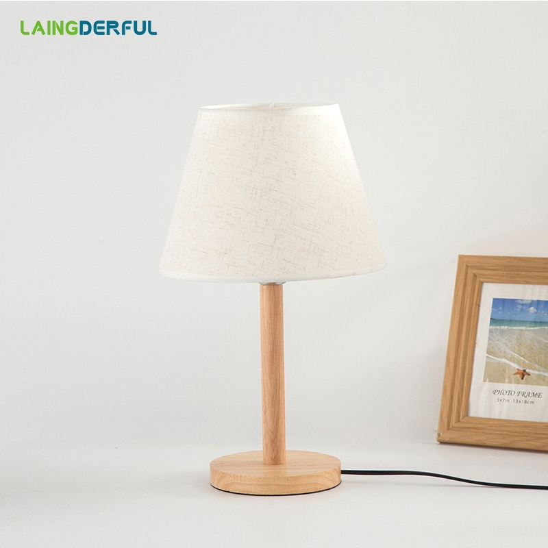 Table Lamp LED Bedlamp Bedroom Living Room Acryl Desk Lamp Bedside Lamp Shade Table Light Night Reading Home