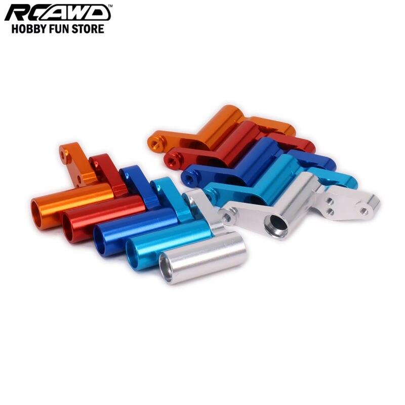 HPI RCAWD RS4 Steering Servo Saver Pós Conjunto de Conjunto Completo de Direção Para O Carro Do Rc do Passatempo 1/10 HPI RS4 113712 RS4015