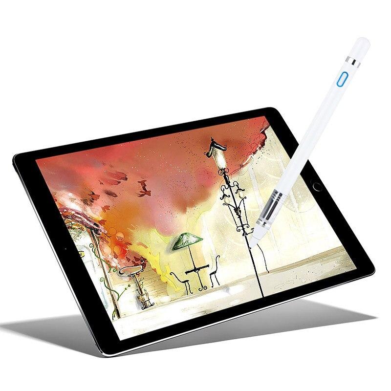 Activo lápiz táctil capacitivo de la pantalla táctil para Lenovo Miix 4 5 Pro 720 de 7000 miix 310 de 320, 710, 300, 325 de alta precisión, punta de 1,35mm