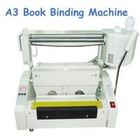 110V/220V Electricity Binder A3 Desktop Glue Book Binding Machine A3 Binder RD-JB-3