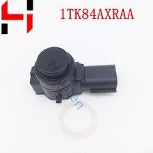 10 adet) 100% çalışma orijinal parça 1TK84AXRAA OE #0263023206 PDC Park Yardımı Tampon Nesne Sensörü Radar Ters Yardım