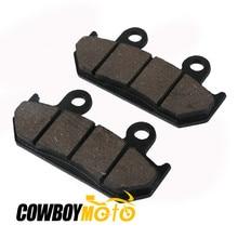 Motorcycle Front Brake Pads For Honda VFR400 VFR 400 NC24 1987 - 1988 XRV750 XRV 750 1990 - 1993 1991 1992