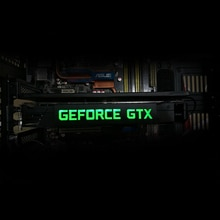 Nuevo LED decorativa para tarjeta GEFORCE GTX MSI AMD, tarjeta luminosa, placa decorativa, placa decorativa, placa de luz personalizada