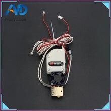 BMG EXTRUDER V6 HOTEND Extruder With PT100 Sensor Dual Drive Extruder For Wanhao D9 CR10 Ender-3 Anet E10