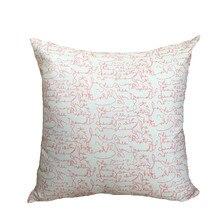 RUBIHOME-coussin décoratif sans intérieur   1 pièce, toile de coton, grand, coussins décoratifs pour la décoration du canapé 50x50cm