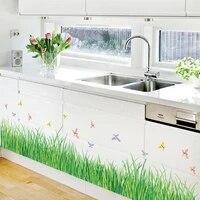 Autocollants muraux en vinyle amovibles en forme de papillon des prairie bricolage etiquette decorative pour arriere-plan de la maison