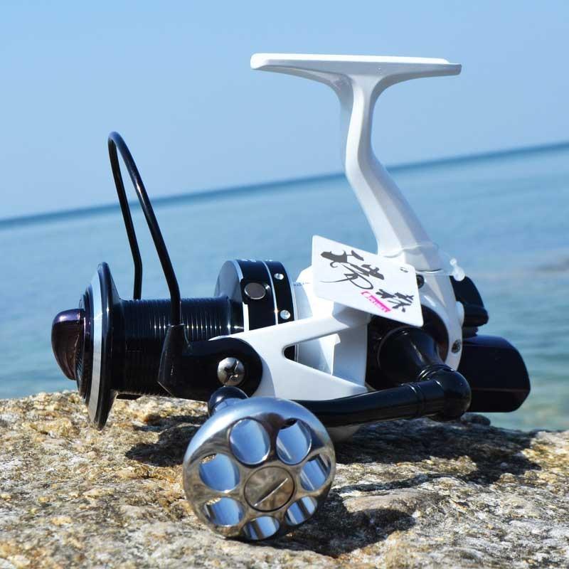 Risn MM7000 MM10000 15 + 1BB מלא מתכת לגלוש ליהוק סליל ארוך ירה ים יצוק גלגל מסתובב דגים סליל