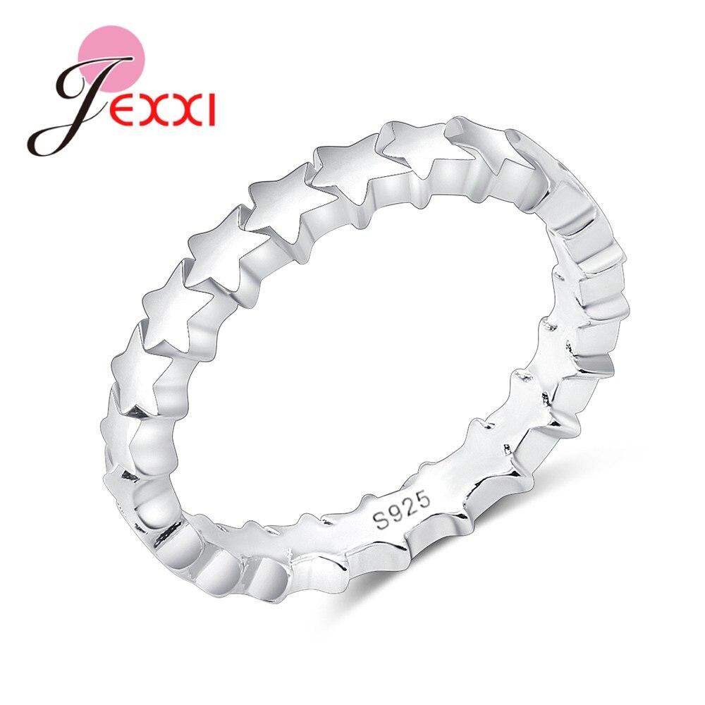 Женское-кольцо-на-палец-модное-серебряное-925-пробы-в-форме-звезд