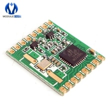 Rfm69hw 868 mhz 트랜시버 모듈 고 통합 hoperf 무선 모듈 spi 인터페이스 dc-3.6 v dc 0-800 m 거리 spi 300 kbps