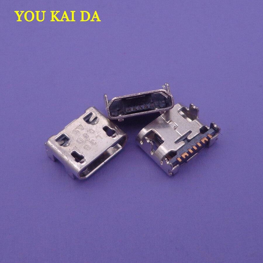 10 шт. зарядный разъем для Samsung I739 J120H Galaxy J1 S5280 S7710 S6790 S6810 S7262 S7390 S7392C (7 pin, micro USB type-B)