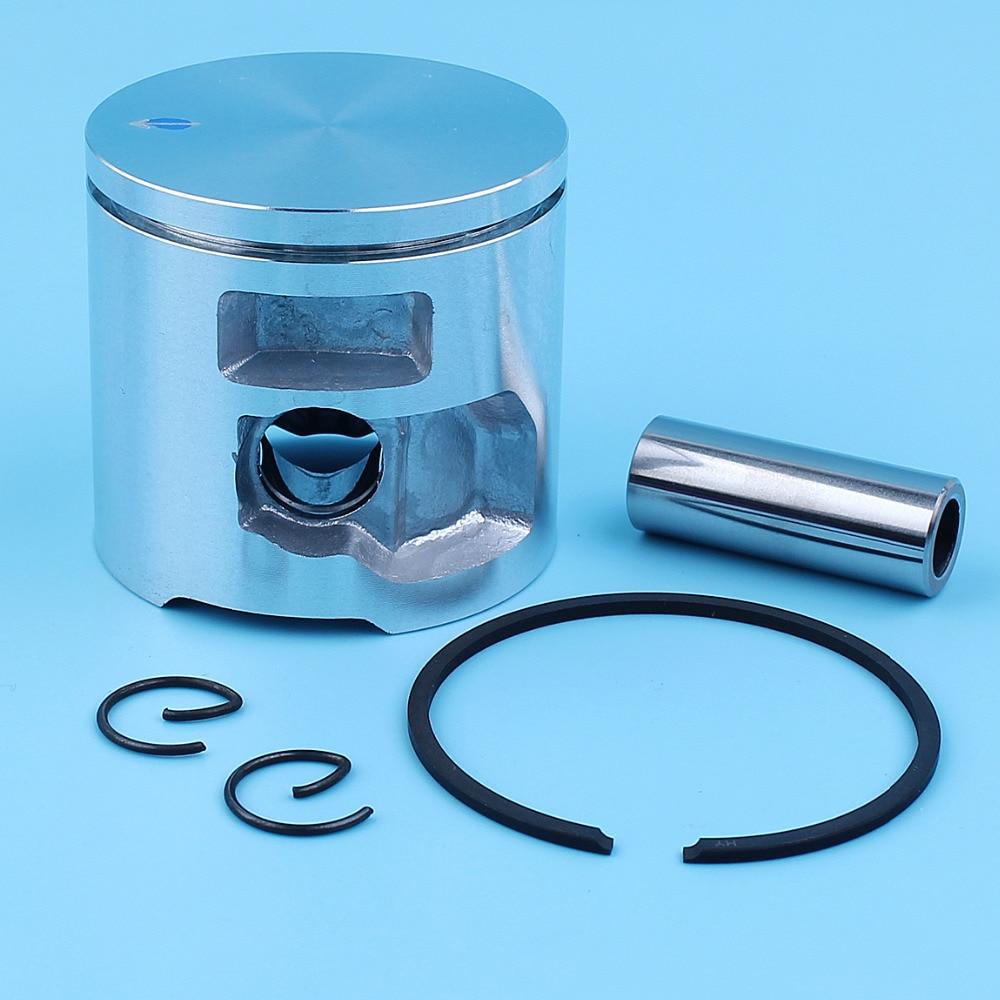 47mm Piston Ring Pin Kit For Husqvarna 455,455E,455 Rancher,460,Chainsaw 537293002 537293004