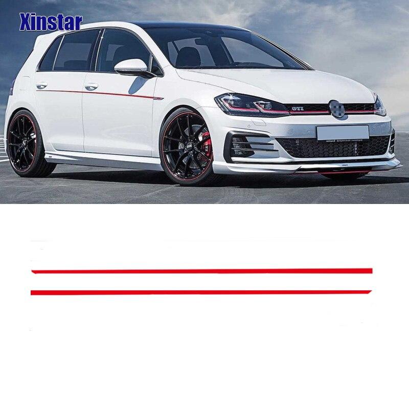Corpo etiqueta do carro para volkswagen golf5 golf6 mk5 mk6 mk7 golf7 golfr golf6r golf7r