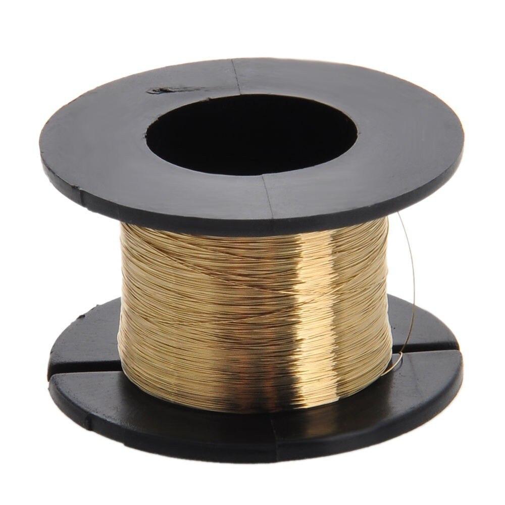 Máquina separadora de línea de corte de alambre de molibdeno dorado de 100M/329ft separada para iPhone4 4S 5 Reparación de vidrio Samsung