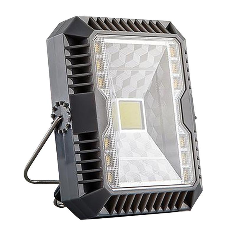 IP65 LED Luz de inundación Solar 150lm LED inundación de la pared al aire libre Camping emergencia multifunción LED Floodlight lámpara de pared