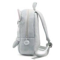 Плюшевый рюкзак для малышей #2