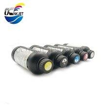 Ocinkjet 500 ml led uv 잉크 엡손 1390 1400 1410 1430 1500 w 플랫 베드 프린터 dx4 dx5 dx6 dx7 프린트 헤드 소프트 및 하드 용