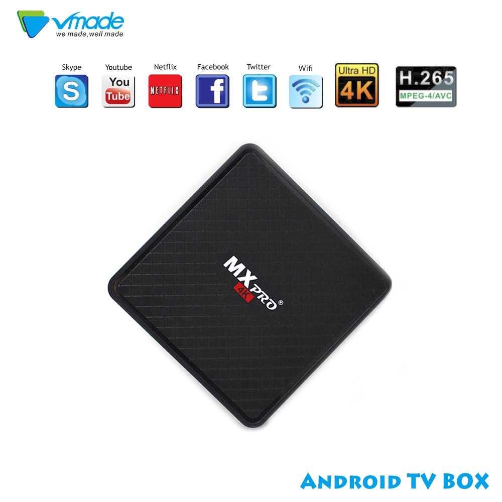 2019 4K Smart TV Box Android 7. Allwinner_H3 QuadCore 1G / 8G Google 4K USB2.0 Set Top TV Box WIFI Media Player Set top box