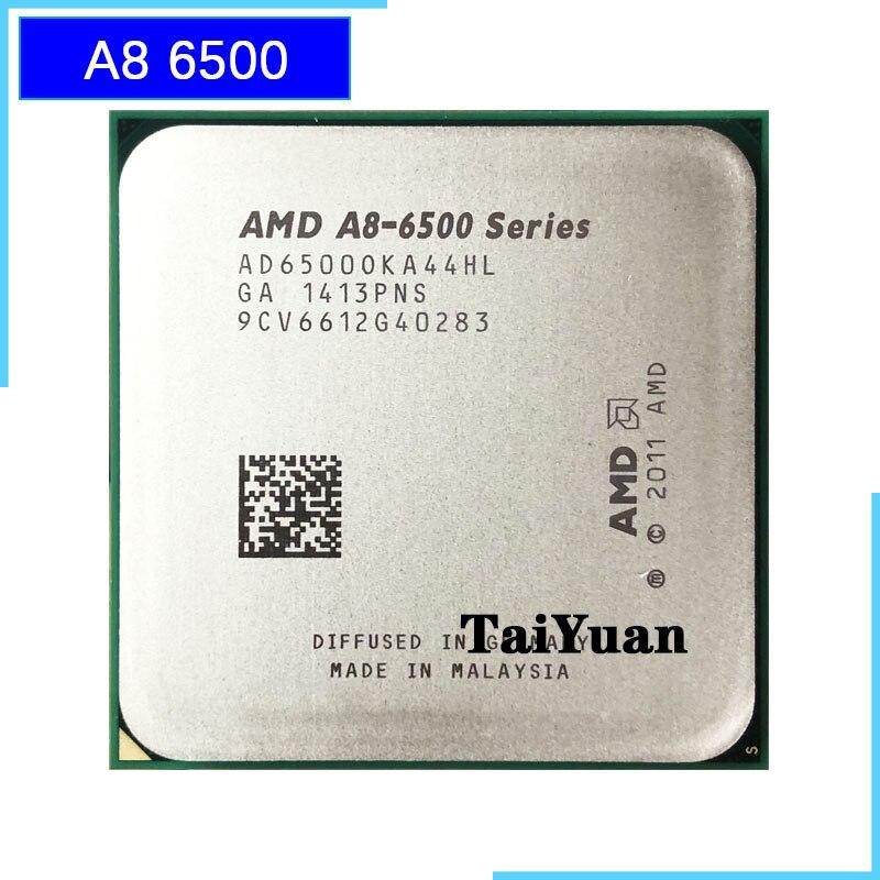 AMD A8 Series A8 6500 A8 6500k CPU AD6500OKA44HL 3,50 GHz (4,1 GHz Turbo) / AD650BOKA44HL Socket FM2