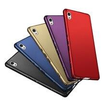 Pour Housse Sony Xperia XA Étui Téléphone étuis pour Sony Xperia XA Housse pour Sony XA Double Boîtier F3111 F3113 F3115 Dos Capas Funda