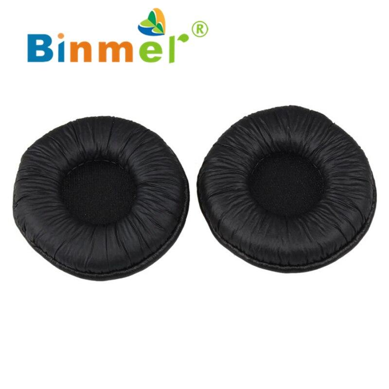 Hermoso Gitf repuesto nuevo almohadillas para las orejas para Sennheiser PX100 PX200 PX80 auriculares triangulación de envío 17Otc13