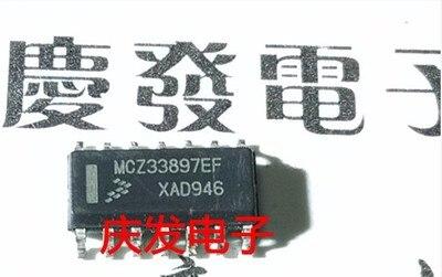 Freeshipping MC33897 MC33897EF MCZ33742 MCZ33742EG MC33363 MC33363ADW MC33368 MC33368D MC33174 MC33174D