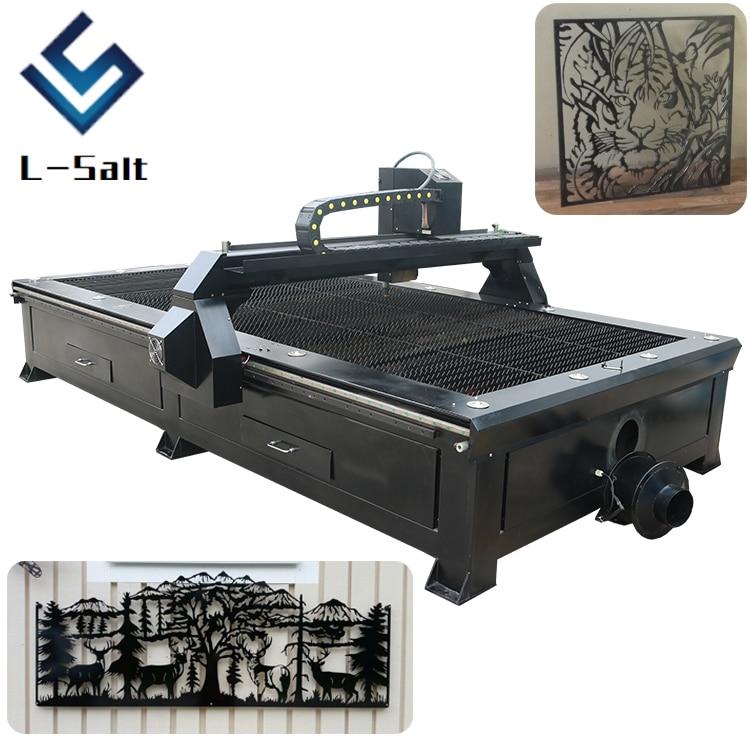 Kit de machine de découpe plasma meilleure vente de métal épais 4 axes CNC Machine de découpe Plasma de flamme