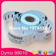 10 rouleaux générique Dymo étiquette 99010 adresse code-barres étiquettes 28x89mm Compatible pour LW450 Turbo