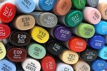 Copic-marqueurs pour croquis, 358 couleurs, marqueurs avec brosse dart professionnel Original, lien 2