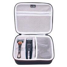 LTGEM EVA Hard Case for Braun BT3040 Men's Ultimate Hair Clipper/Beard Trimmer - Travel Protective C