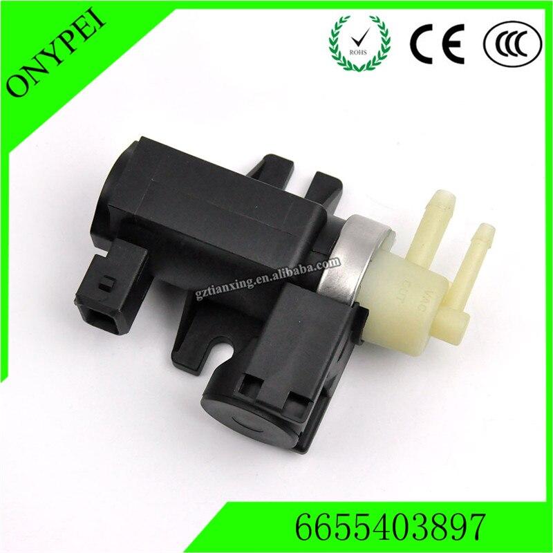 6655403897 30618057, válvula solenoide de presión Turbo de modulador de vacío para SSANGYONG KYRON ACTYON REX