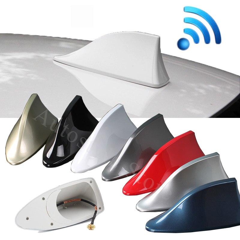 Автомобильная антенна акулы автомобильные радио сигнальные антенны аксессуары для Mazda 2 3 5 6 cx3 cx5 cx7 cx9 rx8 mx5 mx3 rx7 323 mx6 аксессуары
