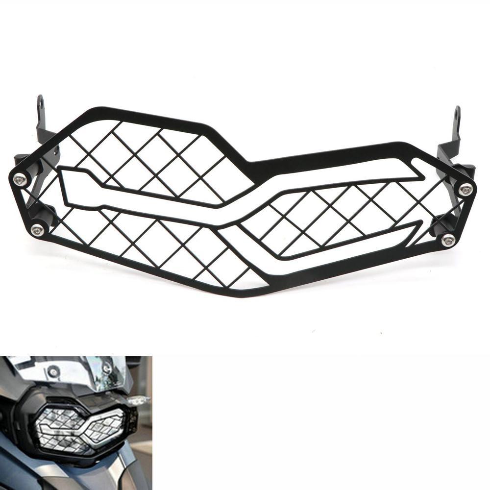 Accesorios para BMW F750GS F850GS 18-19 protección de faros de rejilla de acero inoxidable