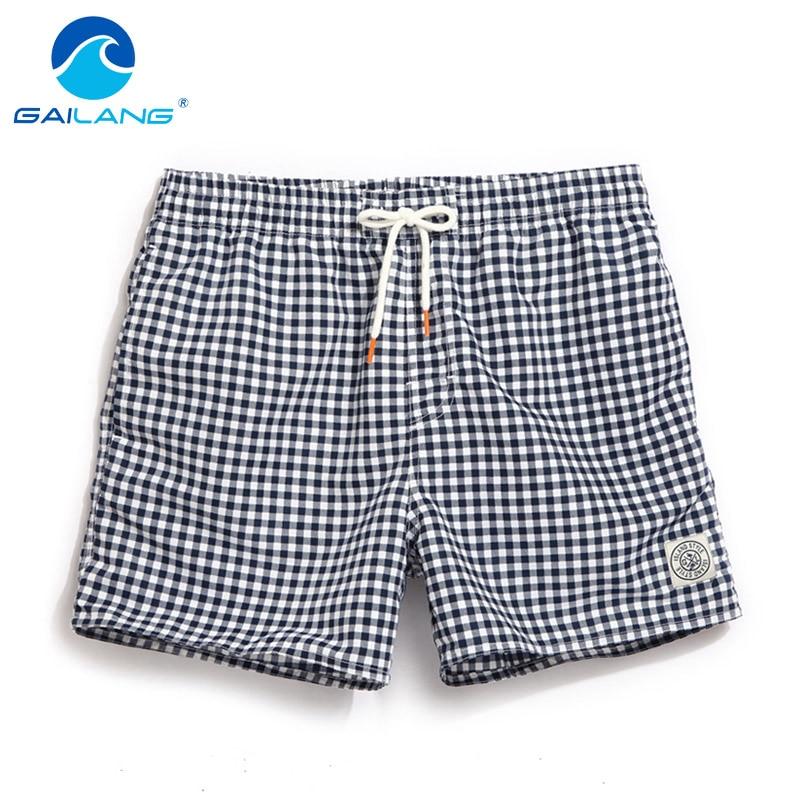 Gailang Brand Mens Quick Drying Beach Shorts Board Shorts Trunks Casual Active Shorts Jogger Swimwear Swimsuits Summer Bottoms