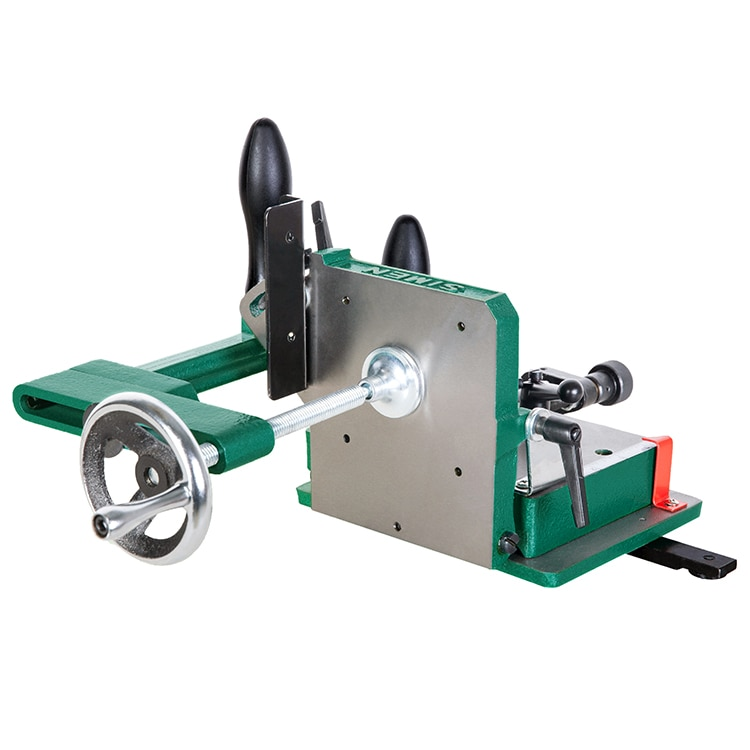 Woodworking Open Hoe Lamp Hoe Head Cutting Fixture for Circular Saw Dulwich Delta 36633 enlarge