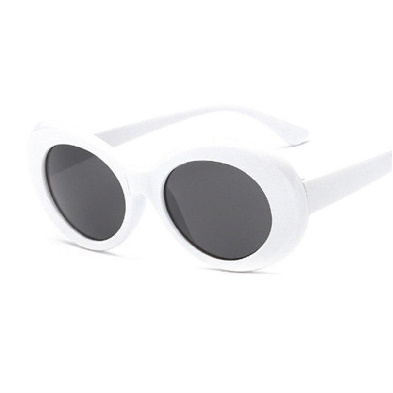 Очки clut NIRVANA Kurt Cobain Круглые Солнцезащитные очки мужские и женские брендовые дизайнерские зеркальные очки мужские и женские солнцезащитные очки