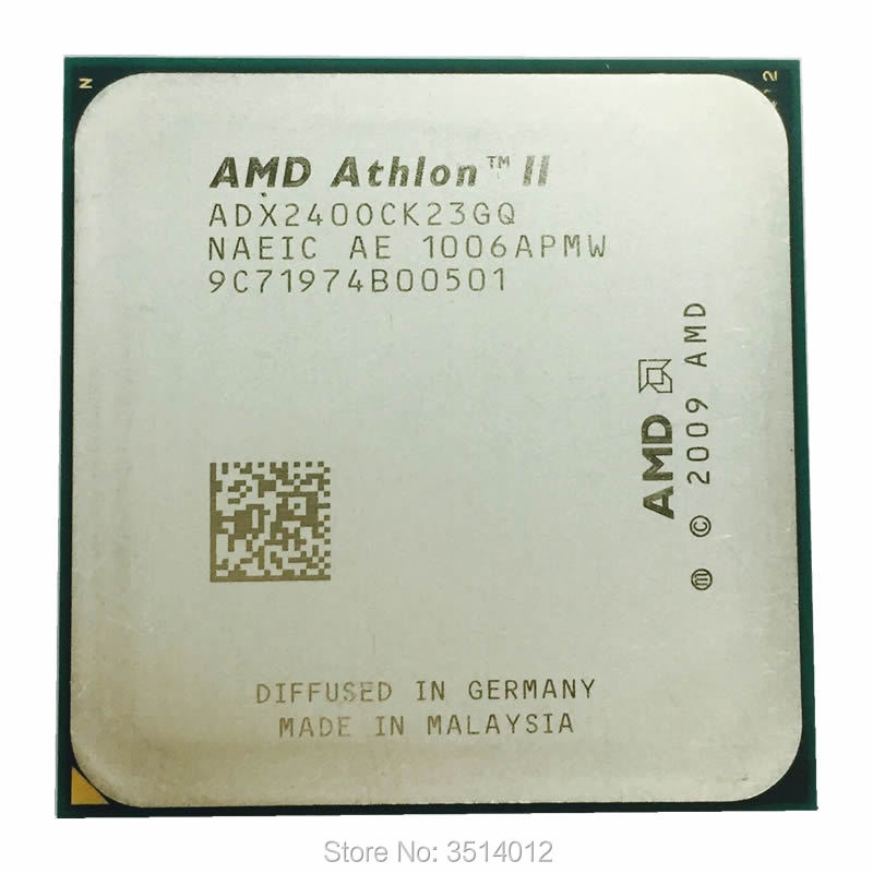 Двухъядерный процессор AMD Athlon II X2 240 2,8 GHz adx240ok23gq/adx240ok23gm Socket AM3