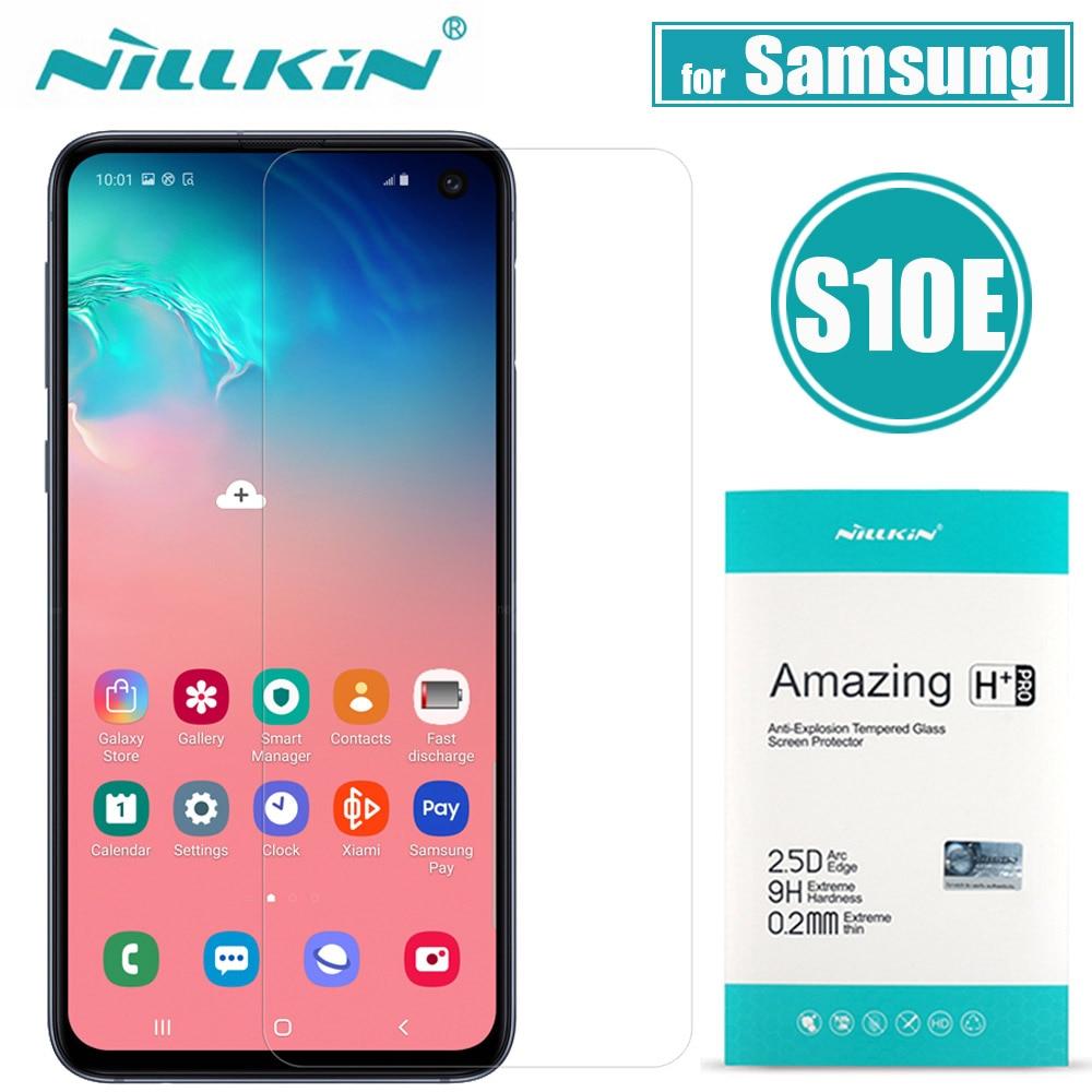 Nilkin для Samsung Galaxy S10E защитная пленка из закаленного стекла Nillkin 9H Plus Pro для Samsung S10e
