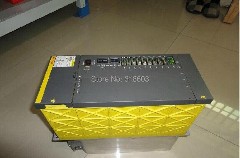 FANUC drive amplifier A06B-6102-H215 CNC Control spindle amp motor controller