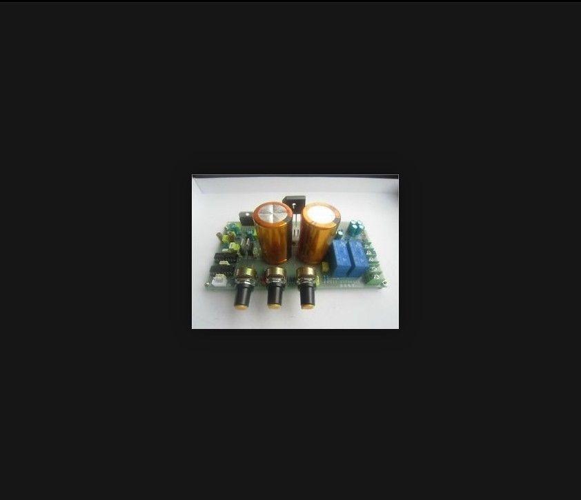 Transistor de efecto campo tablero amplificador LM4766 + NE5532 2x40 W Dual AC 15 V-18 V