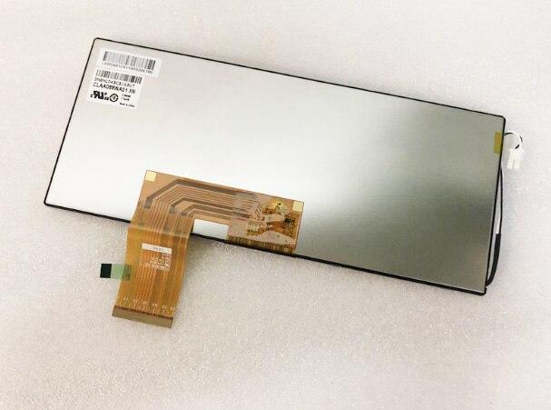 شاشة LCD أصلية 8.8 بوصة 60pin, CLAA088WA01XN CLAA088WA01 XN ، شحن مجاني
