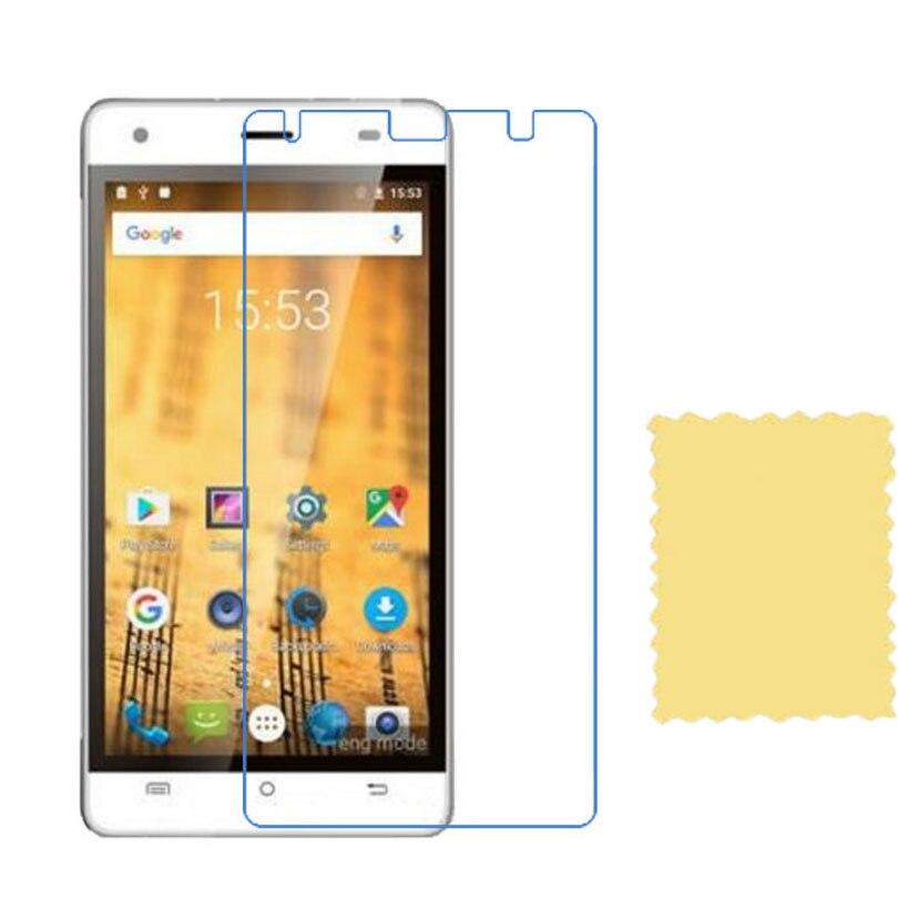 Cunzhi 5 pcs Alta Clear LCD Protetor De Tela Para CUBOT Eco/nota S/X9/X15/H1 Ultra Slim Proteção filme
