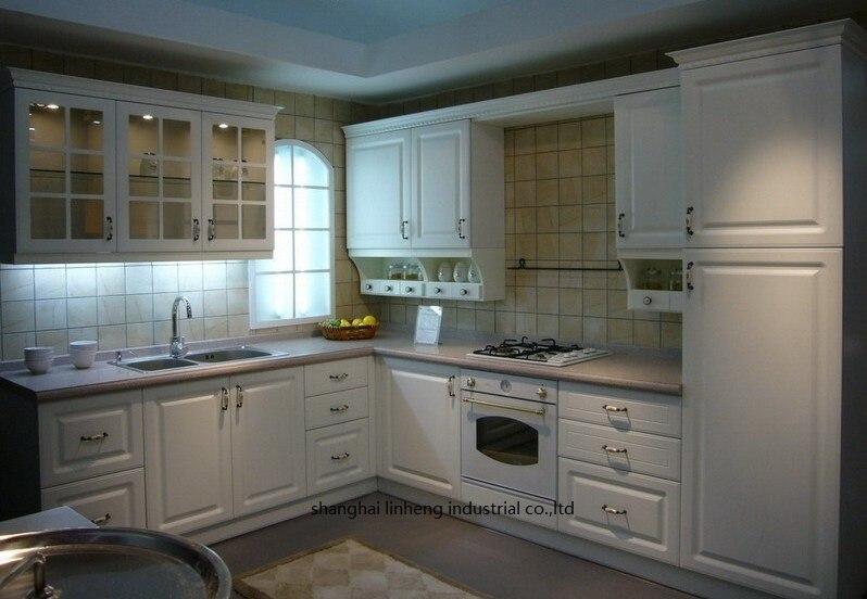 PVC/vinyl kitchen cabinet(LH-PV020) pvc vinyl kitchen cabinet lh pv032