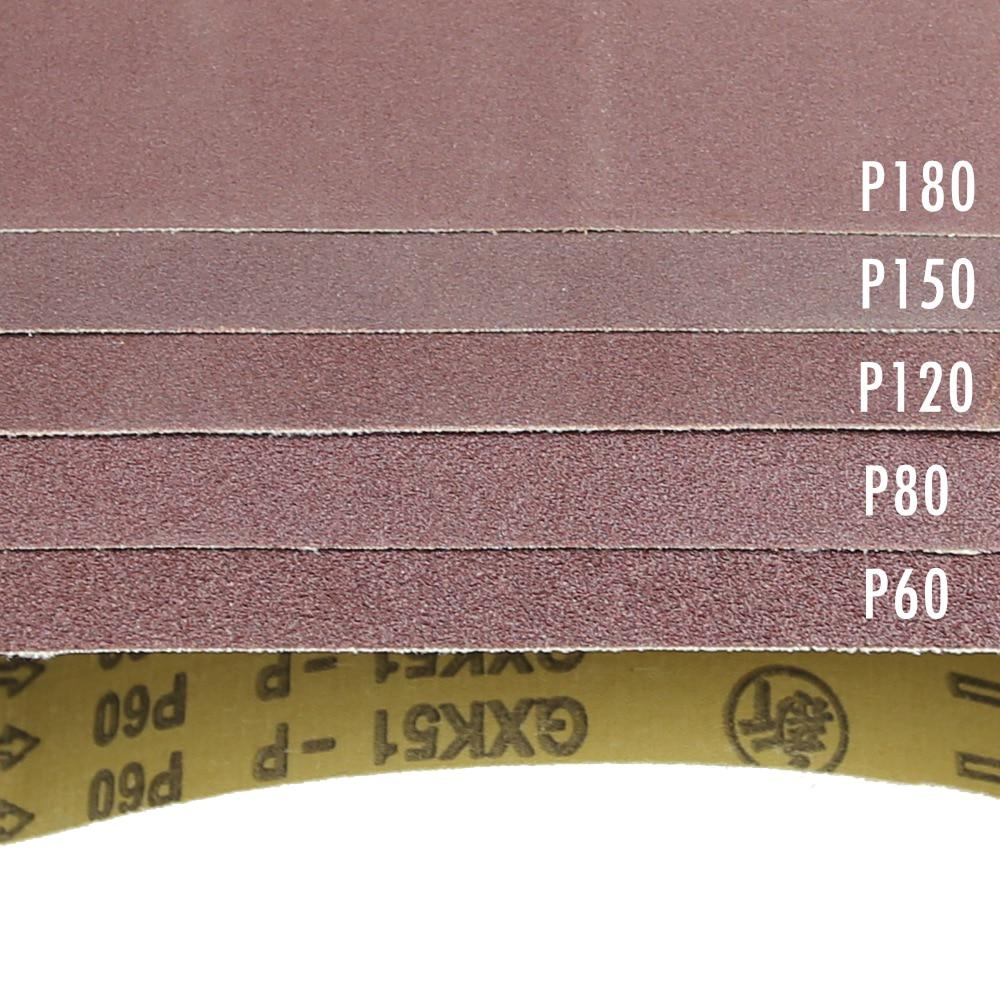 1 stuk 686 * 50 mm schuurband, schuurband voor hout en zacht metaal - Schurende gereedschappen - Foto 4