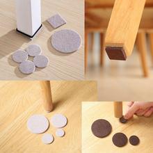 Auto-adhésif meubles jambe pieds tapis feutre tampons anti-dérapant tapis pare-chocs amortisseur pour chaise Table protecteur