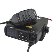 Qyt cb-27 시민 밴드 모든 유럽 MULTI-NORMS cb 모바일 라디오 모바일 cb 송수신기 am/fm 12/24 4 와트 26.965-27.405 mhz