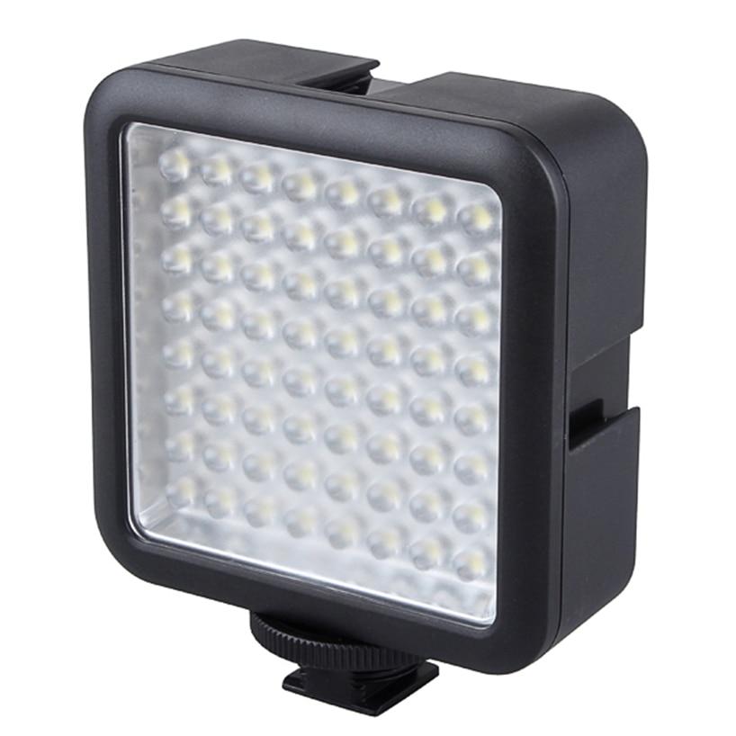 Godox 64 LED Light LED-64 Video Lamp Light for Digital Camera DSRL  Camcorder DV