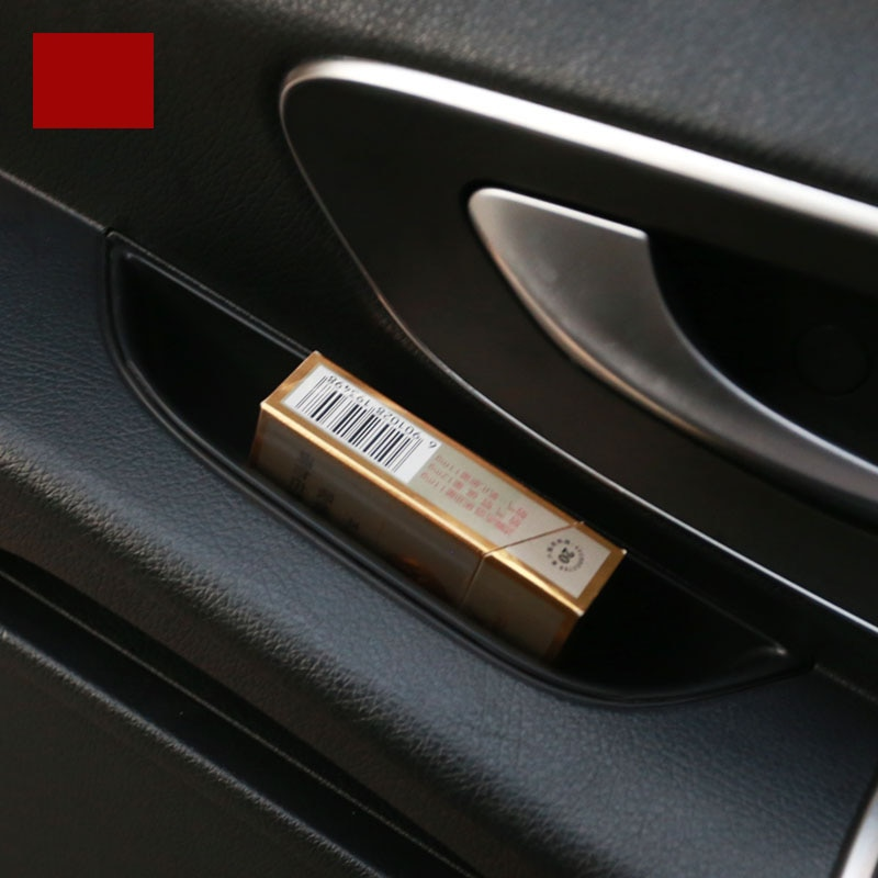 Lsrtw2017 abs Reposabrazos de coche, placas de almacenamiento, caja de almacenamiento de puerta para mercedes benz vito 2014 2015 2016 2017 2018 2019 w447 v260