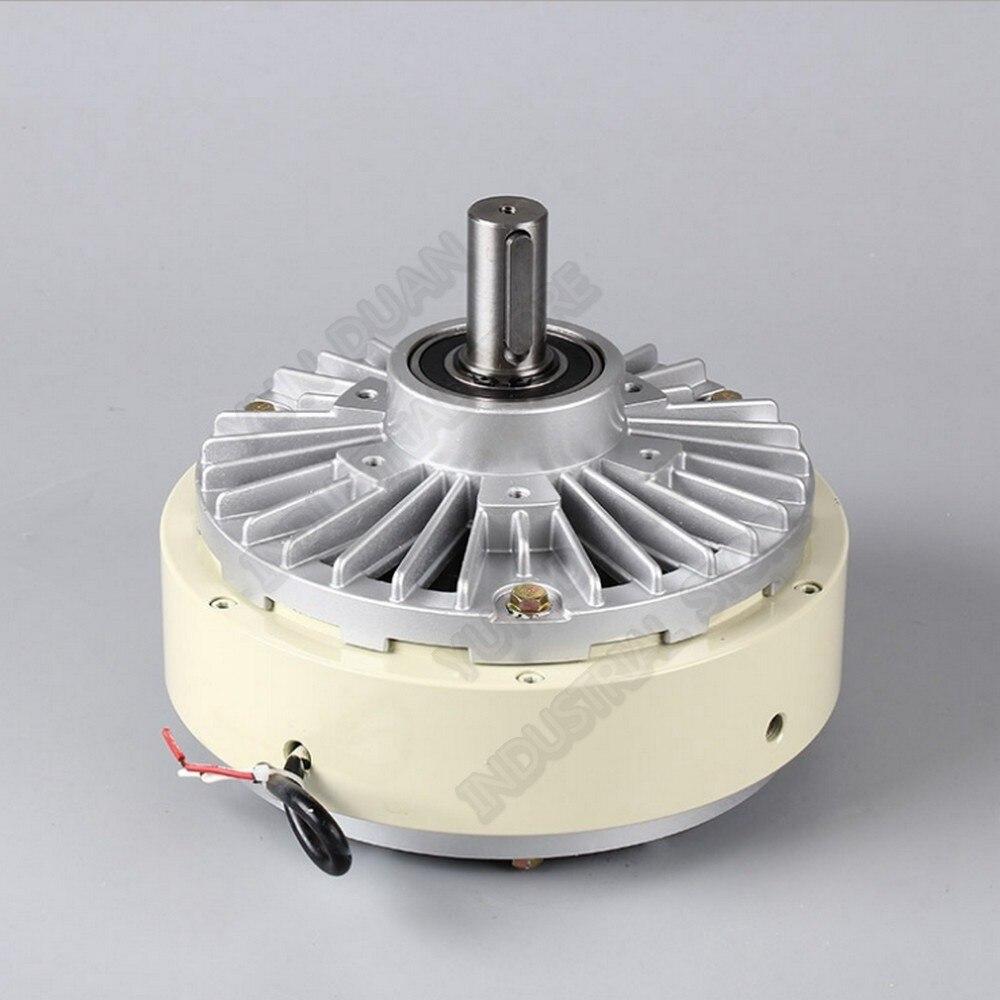 آلة صبغ الطباعة مع حقيبة التحكم في التوتر ، 50 نانومتر 5 كجم تيار مستمر 24 فولت عمود واحد 25 مللي متر 1400 دورة في الدقيقة